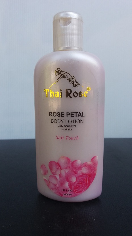 Body Lotion - Thai Rose Body Lotion Rose 100g