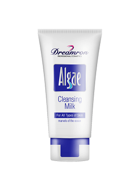 Leg Feet & Body Care - Algae Cleansing Milk-Dreamron- 100ml