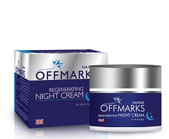 WHITENING CREAM and FACE CREAM ,NIGHT CREAM - REGENERATING NIGHT CREAM 50g OFFMARKS