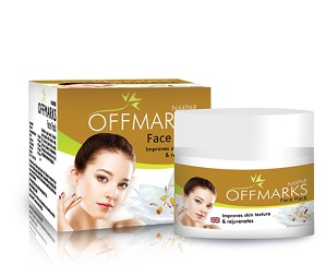 WHITENING CREAM and FACE CREAM ,NIGHT CREAM - FACE PACK  100g OFFMARKS