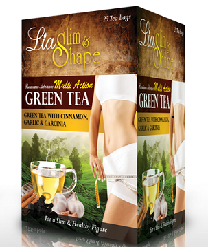 Food Suppliment - MULTI ACTION GREEN TEA LIA