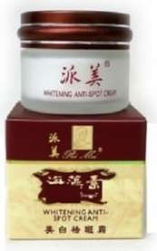 WHITENING CREAM and FACE CREAM ,NIGHT CREAM - PAI MEI WHITING ANTI SPOT CREAM
