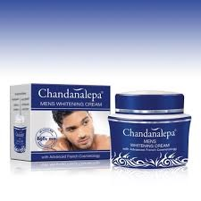 WHITENING CREAM and FACE CREAM ,NIGHT CREAM - CHANDANALEPA MENS WHITENING CREAM