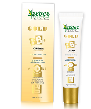 WHITENING CREAM and FACE CREAM ,NIGHT CREAM - GOLD BB+ CREAM -4REVER- 15G