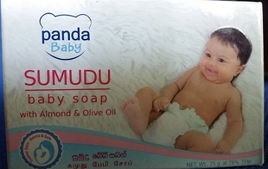 GROCERY  - SUMUDU BABY SOAP NATURE SECRETS