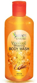Leg Feet & Body Care - BODY WASH-VENIVEL WHITENING 300ML -4REVER