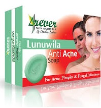 Leg Feet & Body Care - SOAP - LUNUWILA - ANTI ACNE 45G  4REVER