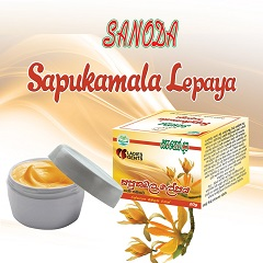 WHITENING CREAM and FACE CREAM ,NIGHT CREAM - SAPUKAMALA LEPAYA 20G - SANODA