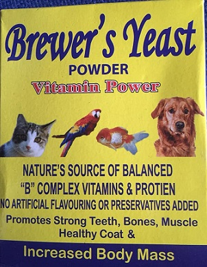 Food Suppliment - BREWER S YEAST POWDER VITAMIN POWER