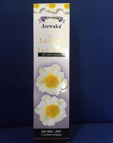 WHITENING CREAM and FACE CREAM ,NIGHT CREAM - NAA MAL FACE CREAM 25G JEEWAKA HERBALS