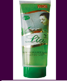All - ALOE VERA FACE WASH LIA 50ML