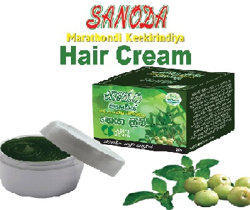 All - HAIR CREAM MARATHONDI KEEKIRIDIYA - SANODA 50G