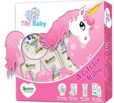 All - 4ever TIKI GIFT PACK FOR BABY - PINK