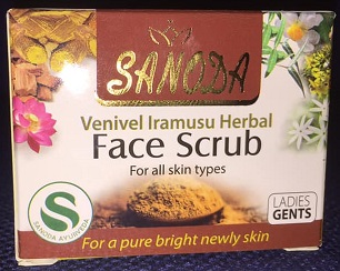 All - SANODA FACE SCRUB 20G