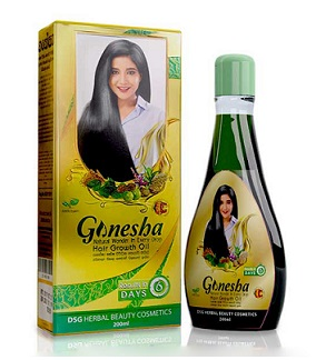 All - GANESHA HAIR GROWTH OIL 100ML