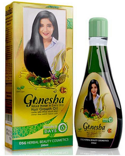 All - GANESHA HAIR GROWTH OIL 200ML