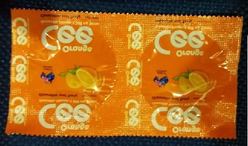 All - VITAMIN - C  - ORANGE - CEE Rs 30/= 2 Pcs