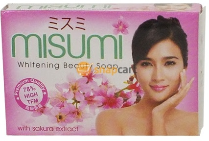 All - Misumi Whitening Beauty Soap -Nature Secrets 90g