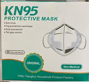 All - FACE MASK - KN 95